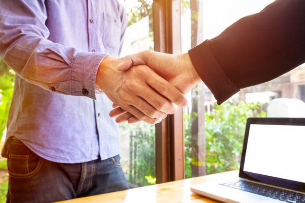 parceria entre empresas