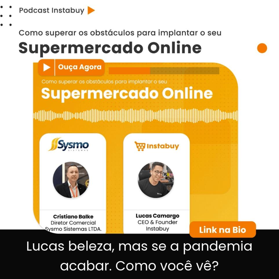 podcast supermercados online